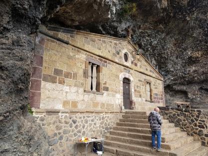 Escluzels chapel