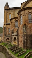 Conques catherdal