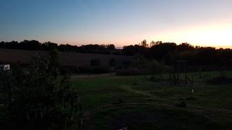 View near Bonheur