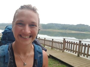 Me at Lac du Broussau