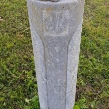 Camino Statue