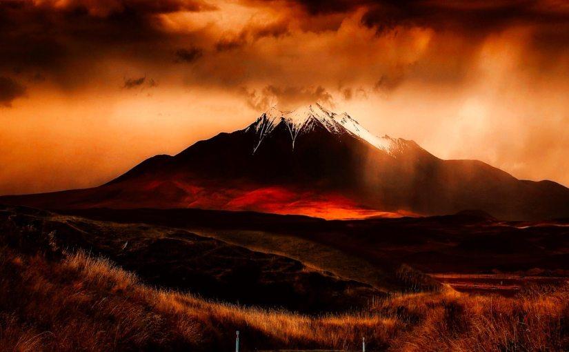 Internal Volcanoe