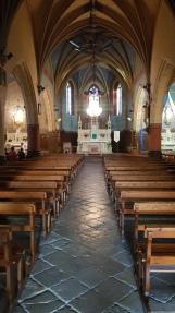Navarreux church
