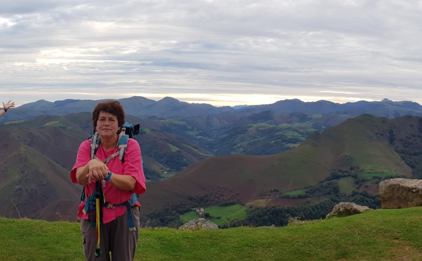 Camino Day 43 (Ourthiagne to Roncesvalles) 20K