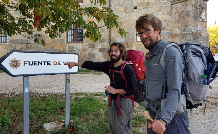 Camino Day 48 (Estella to Torres del Rio) 28K- #CAMINO #HIKING