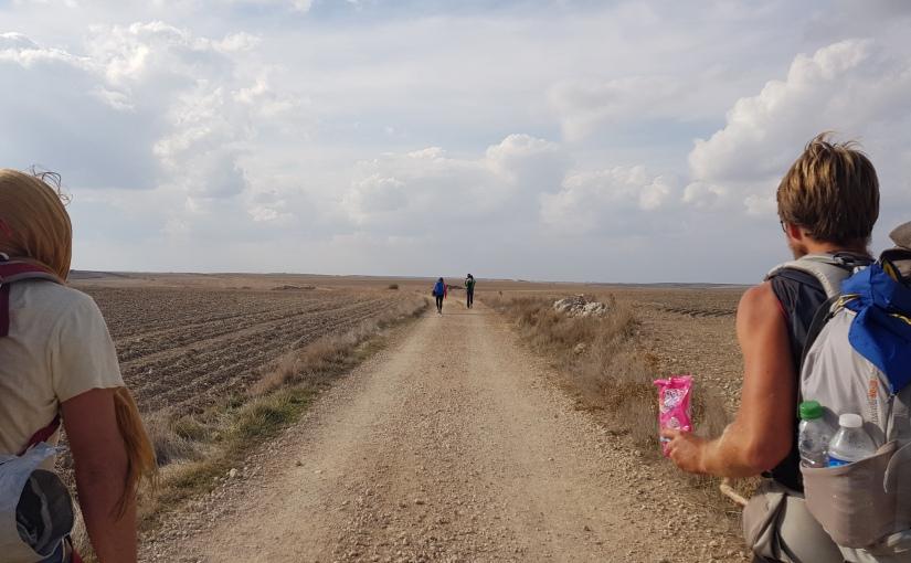 Camino Day 55 (Burgos to Hornillos del Camino) 22K- #CAMINO#HIKING