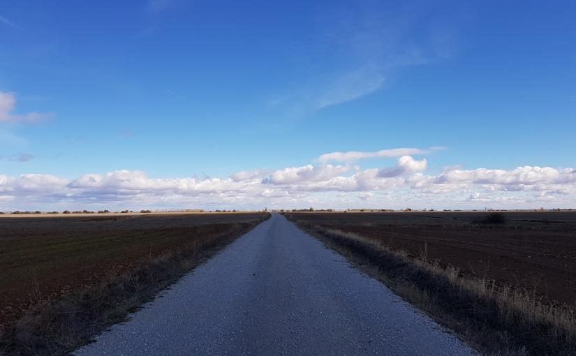 Camino Day 58 (Carrión de los Condes to Ledigos) 25K- #CAMINO#HIKING