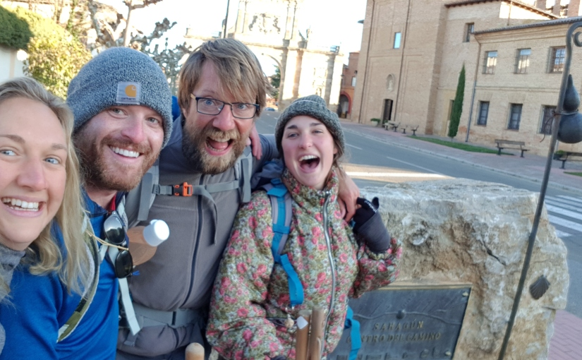 Camino Day 60 (Sahagun to Reliegos) 33K- #CAMINO#HIKING
