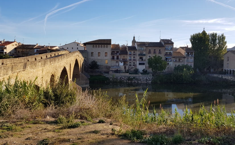 Camino Day 47 (Puente la Reina to Estella)  23K- #Camino #Hiking