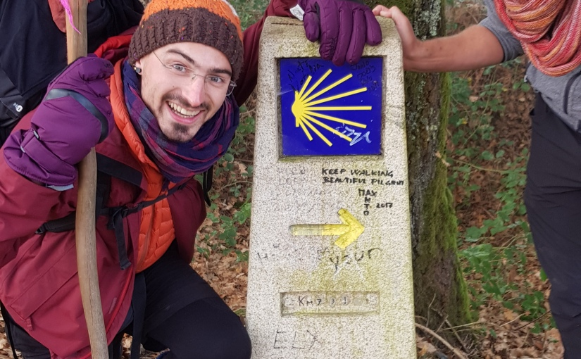 Camino Day 71 (Gonzar to Mélide) 32K- #CAMINO #HIKING