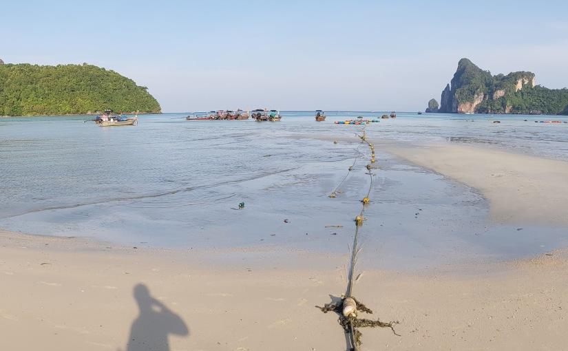 Phi Phi Part 2- #ThaiIslandMadness #Thailand#PhiPhi