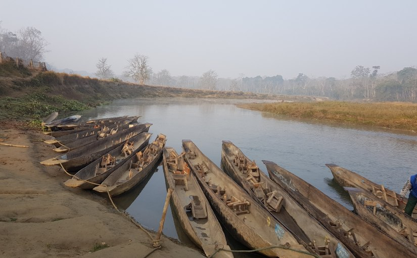 Chitwan National Park- #Nepal #Asia